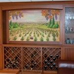 Vineyard Mural